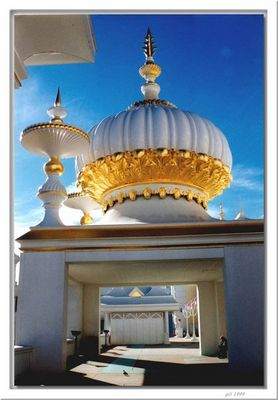 Taj Mahal / Atlantic City /120 min South NY