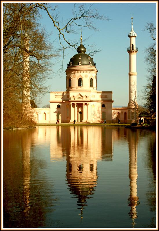 Taj Mahal in Deutschland?