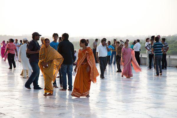 Taj Mahal - Leggerezza