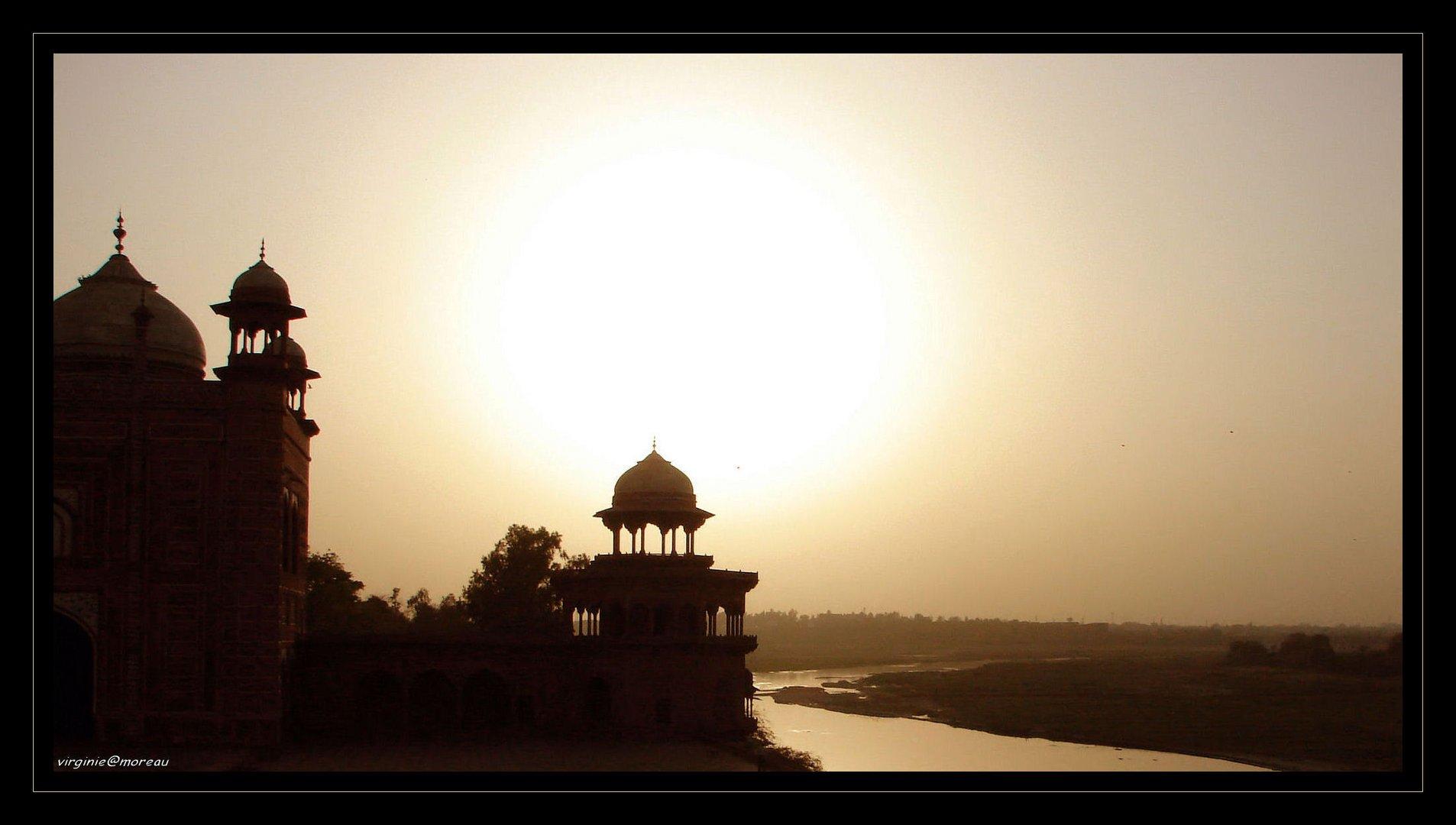 Taj river