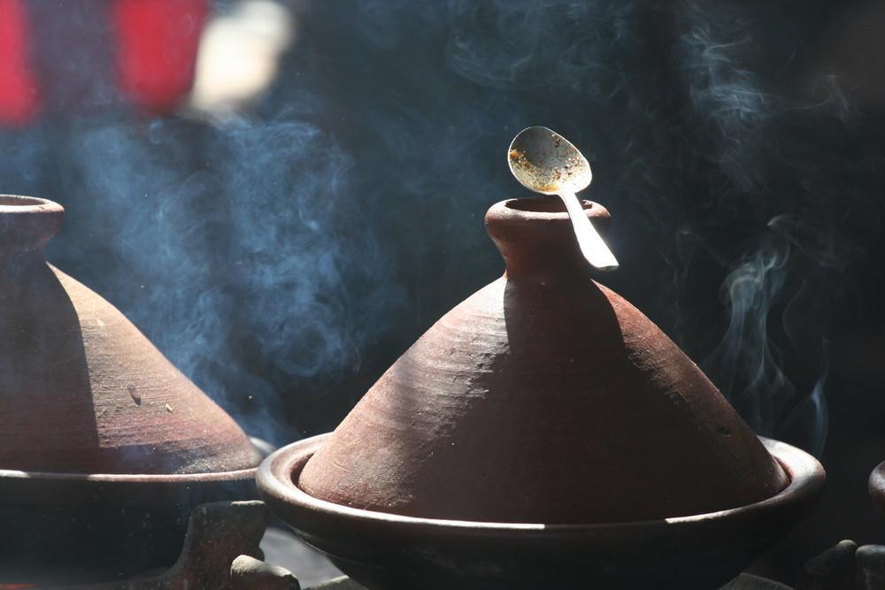 tajine cooking
