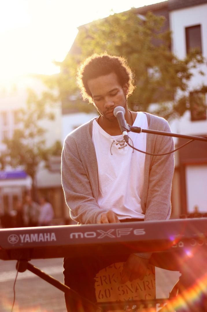 Taka JC live at Casbah Siegburg 8/2014