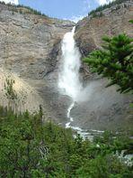 Takakkaw Falls, Alberta, Canada