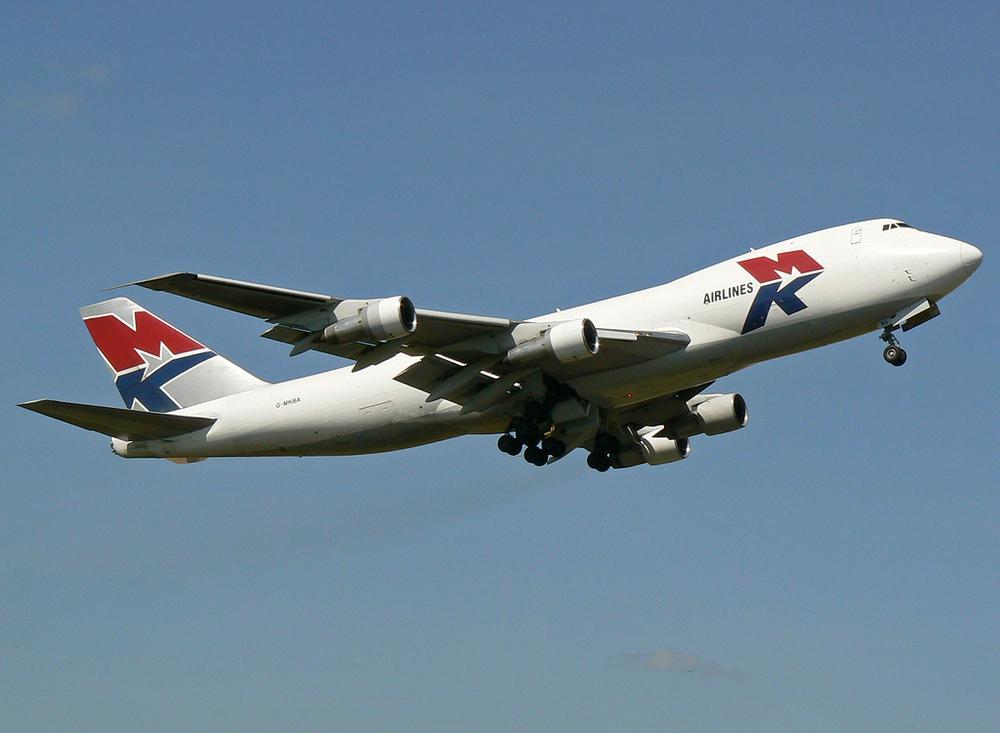 Take off RWY 06