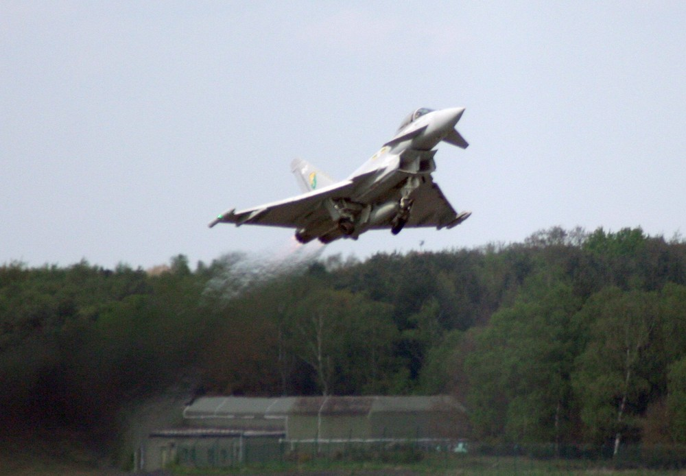 Take off Typhoon 2
