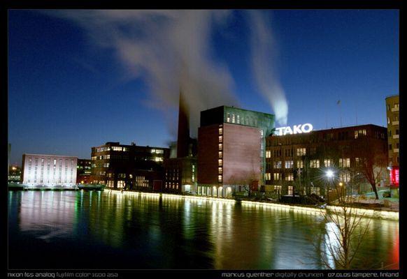 TAKO Tampere, Finland