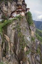 Taktsang Palphug Monastery, Paro, Bhutan (Tiger's Nest)