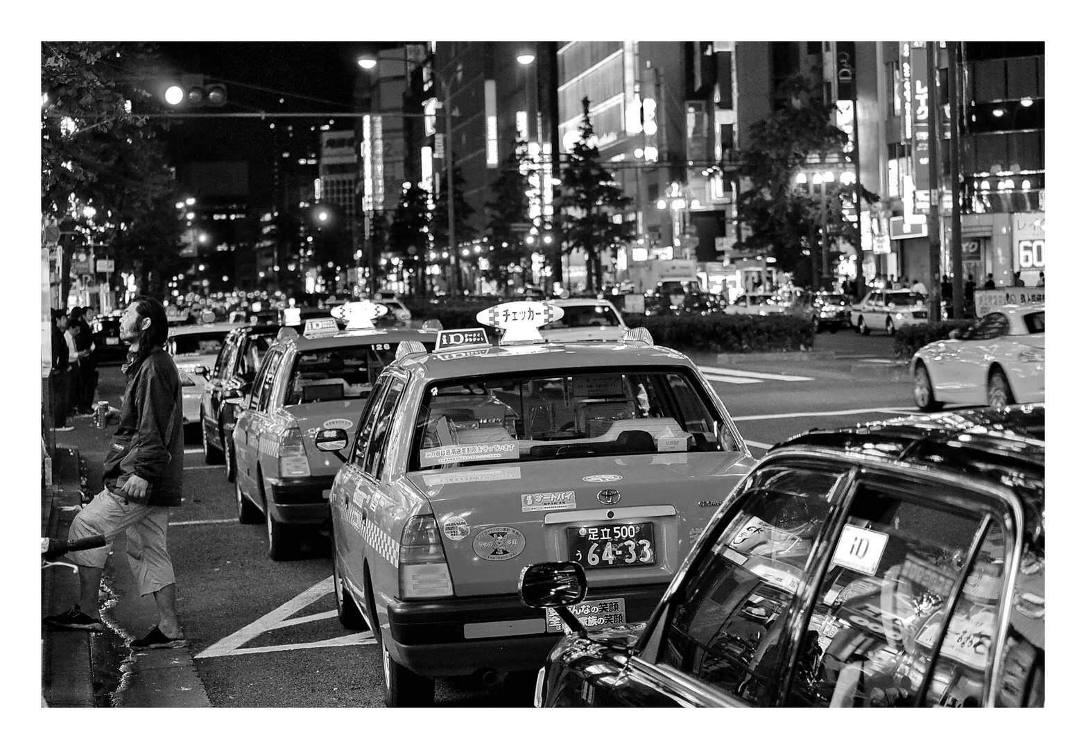 Takushi - Tokyo
