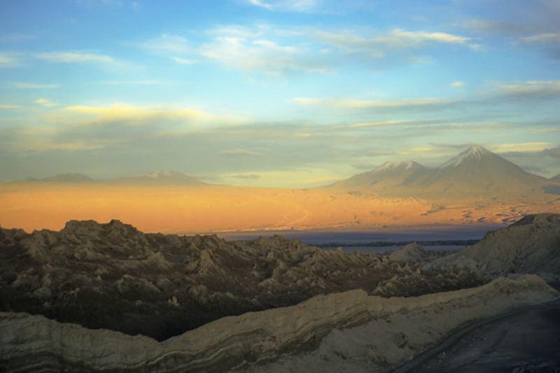 Tal des Mondes - in der Atacama-Wüste