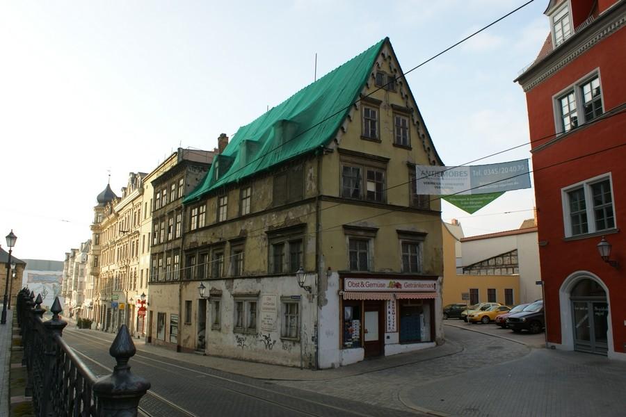 Talamtstraße Halle (Saale)