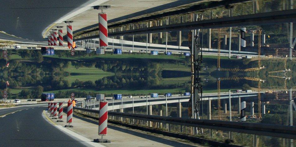 Talbrücke A7²