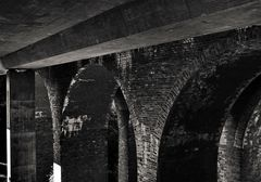 talbrücke bruchermühle Serie I