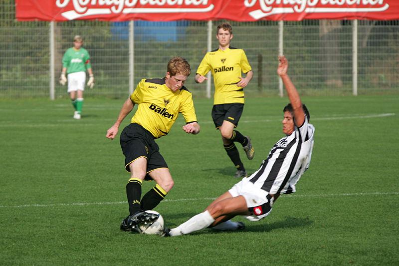Talent der A-Junioren Bundesliga / Patrick Schnier
