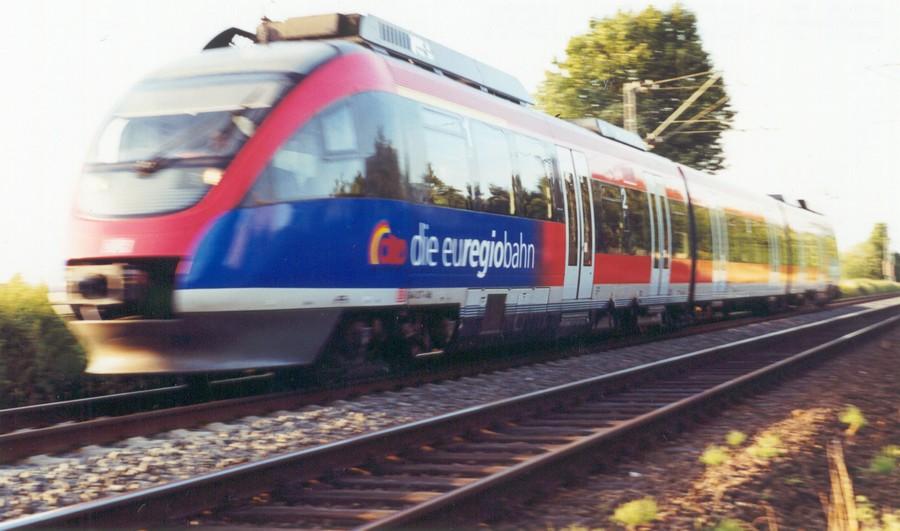 Talent der Euregiobahn