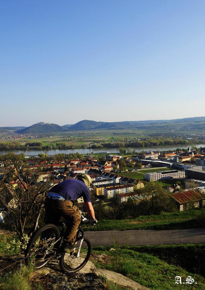 Talfahrt nach Krems