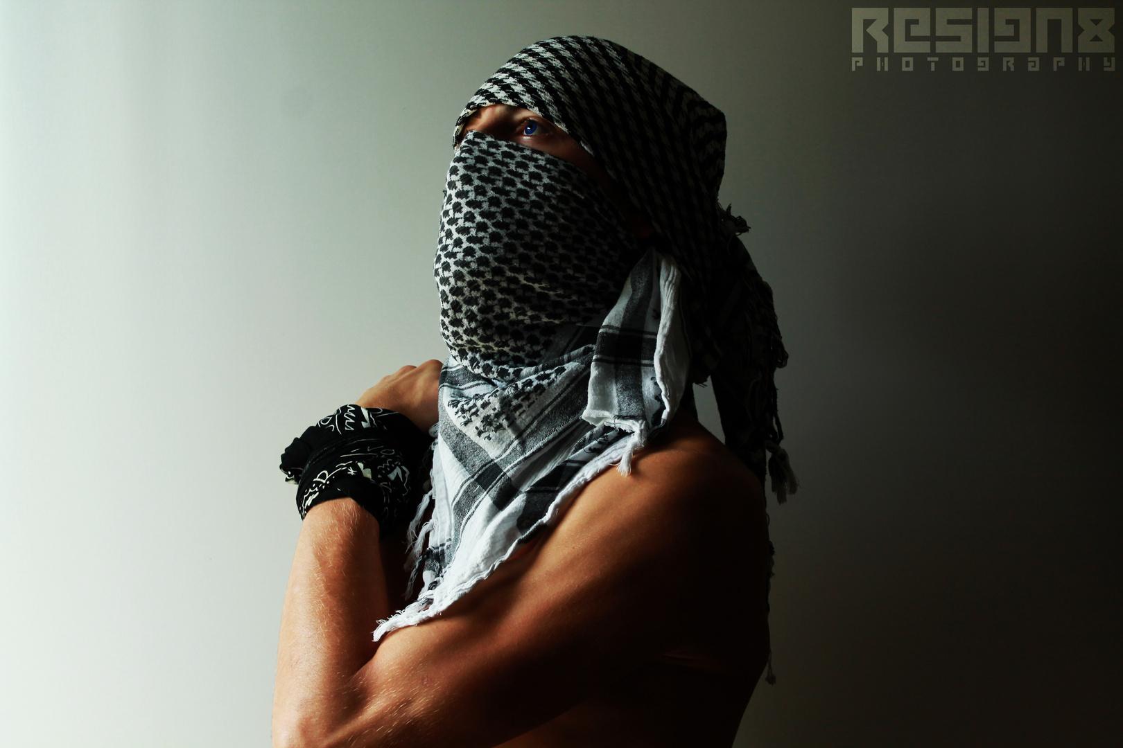 """""""Taliban"""" mit blauen Augen"""