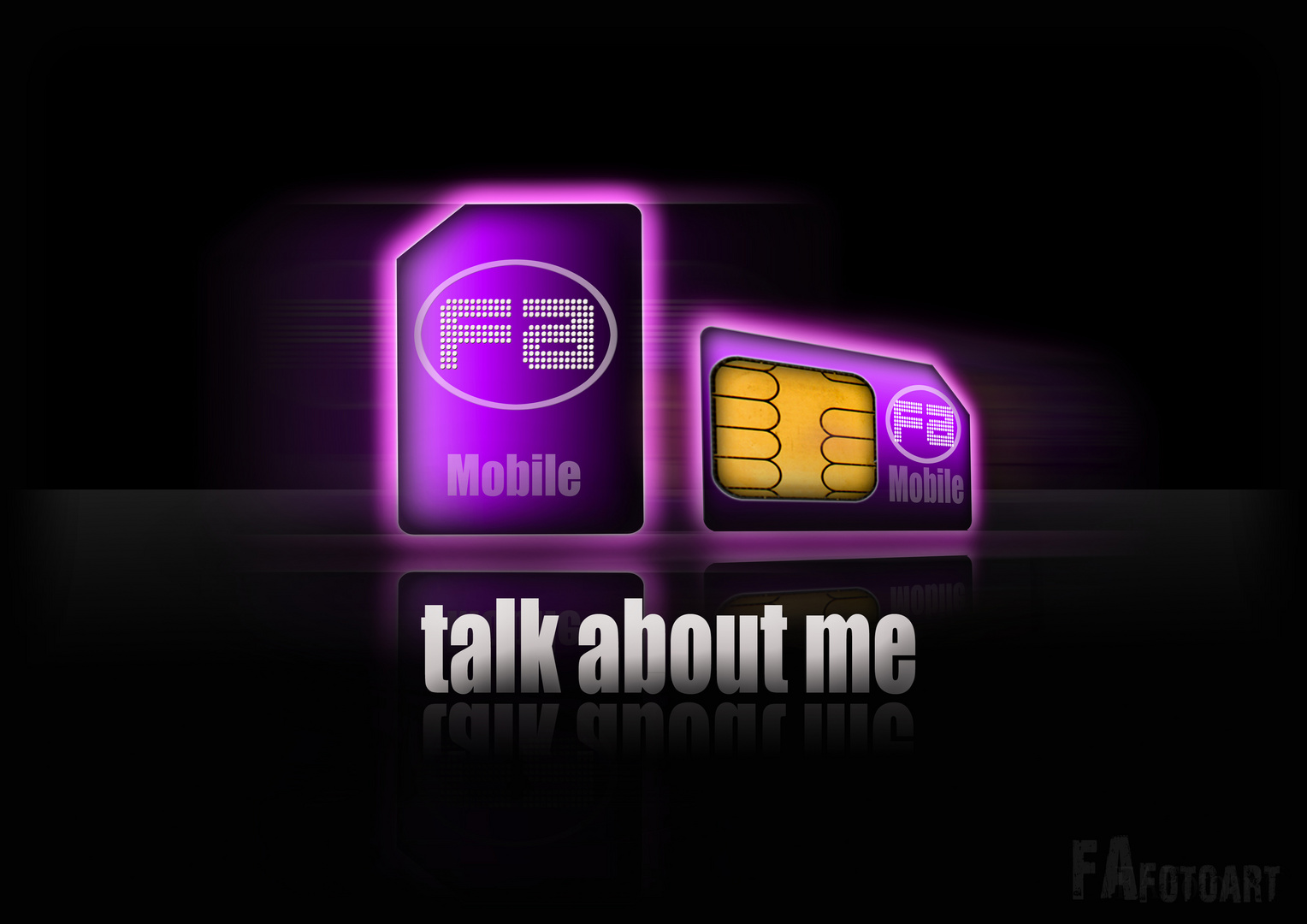 talk aboute me