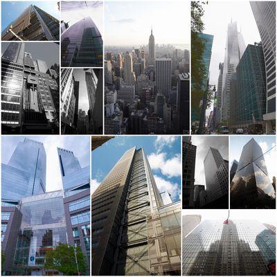 tall NEW YORK