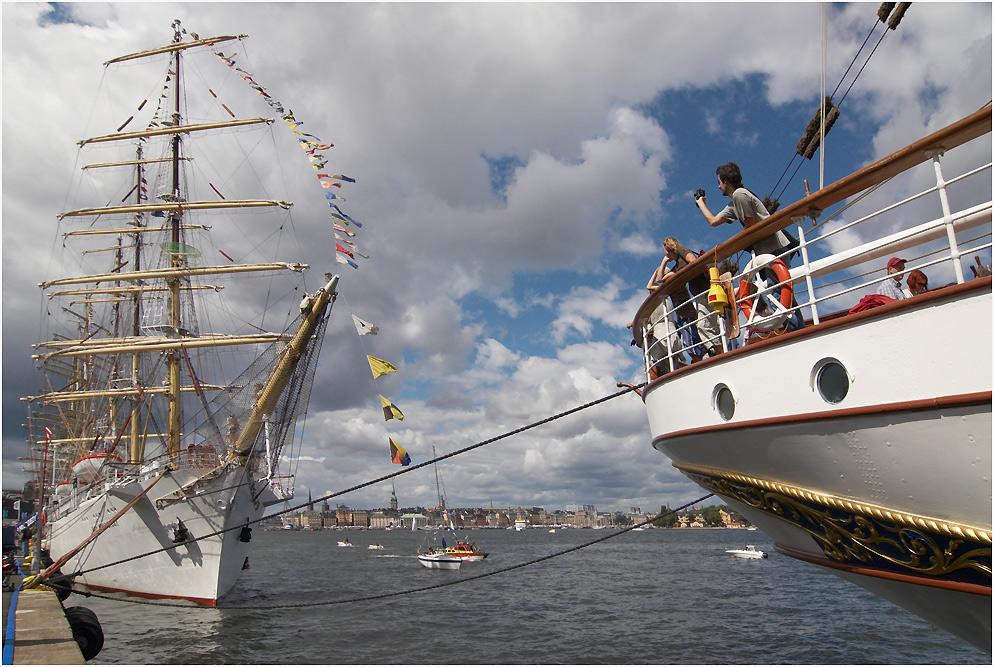 Tall Ship Race 2007 - 3