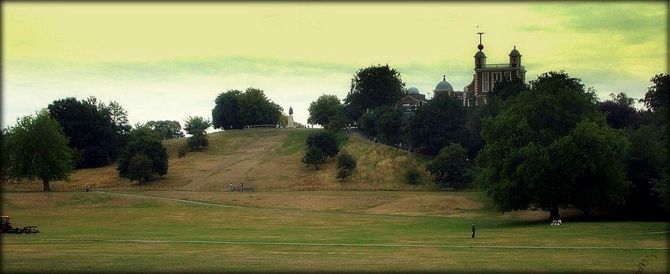 """""""Taller de edición"""": """"El observatorio de Greenwich"""" de Angie j.j"""