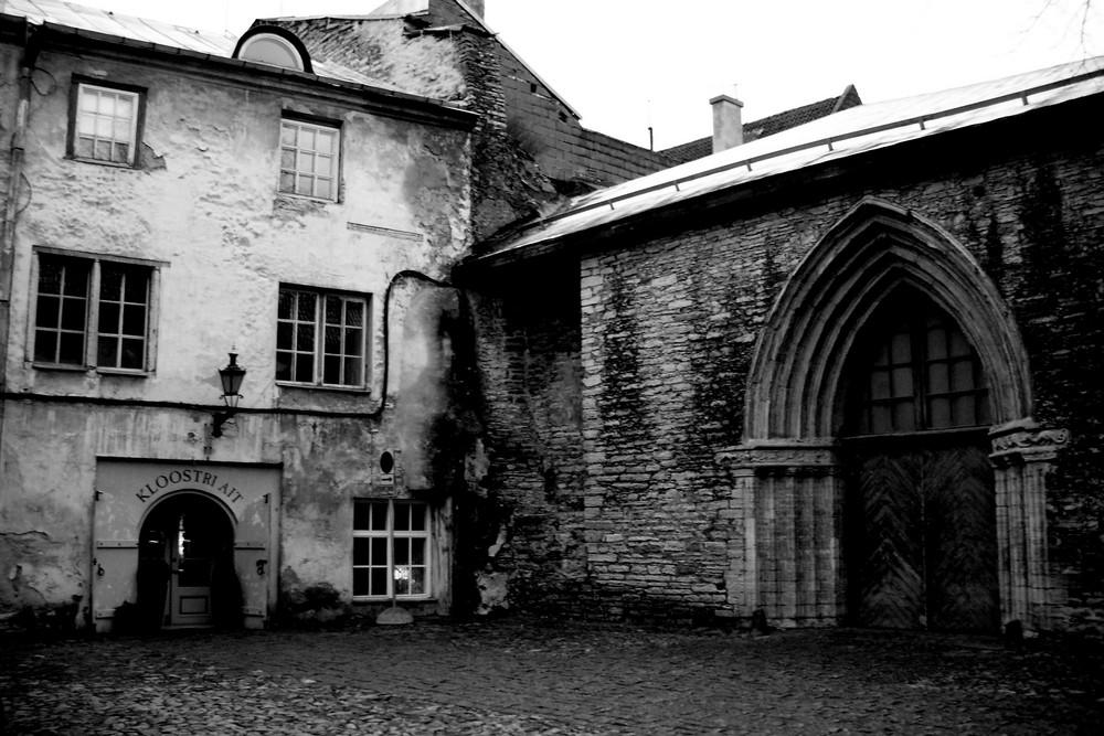 Tallinn - ehemaliges Kloster