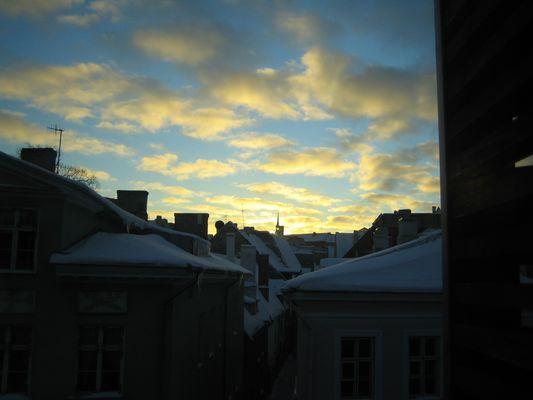 Tallinn en Décembre