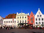 Tallinn (Estonia) Raekoja Square
