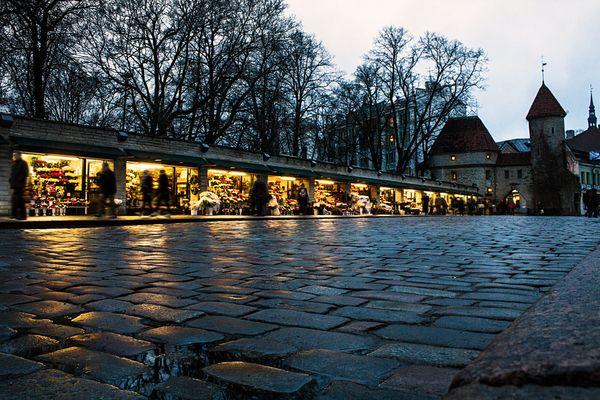 Tallinn - Evening