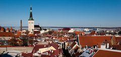 Tallinn im Winter I