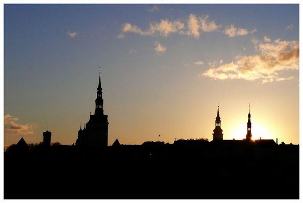Tallinn ist schön