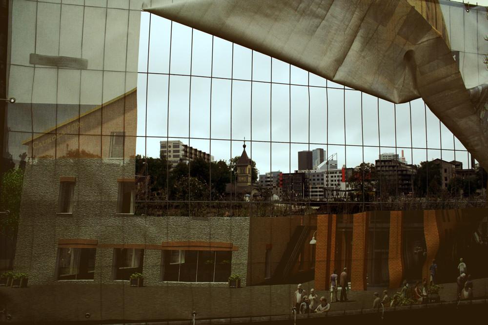 TALLINN : Une fenetre sur la ville