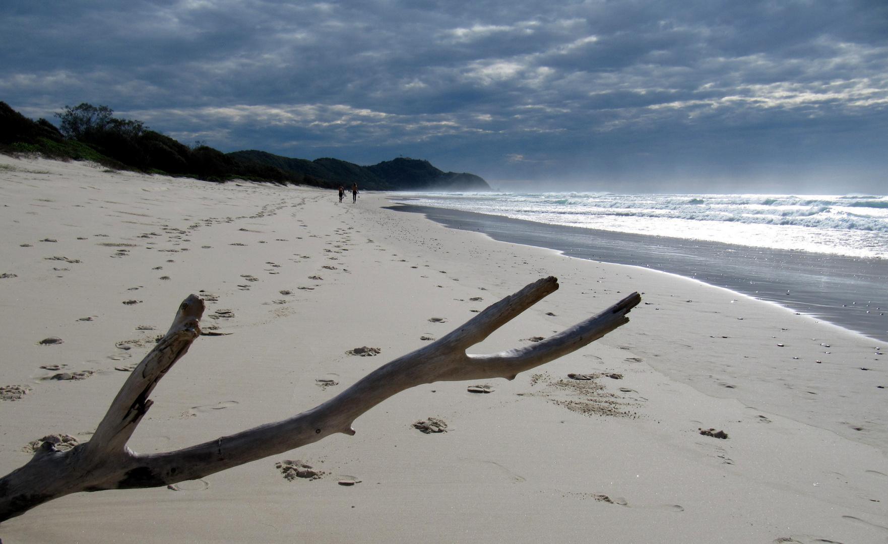 Tallow Beach - Australien (NSW)