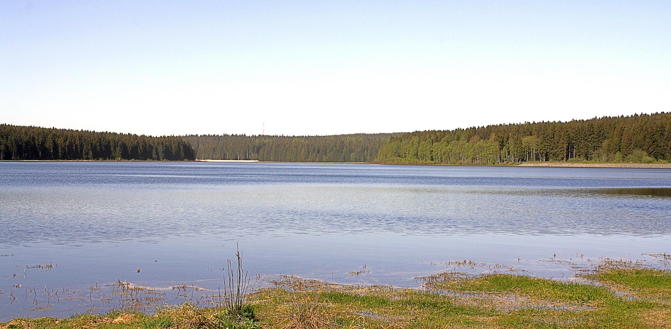 Talsperre Muldenberg im Vogtland