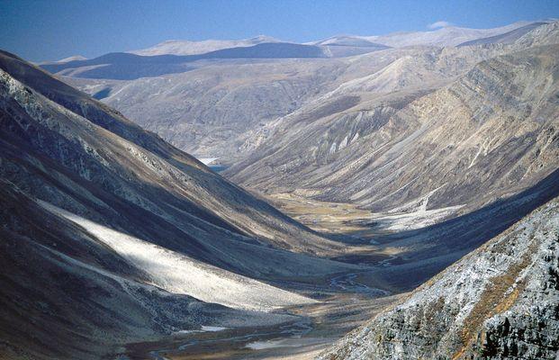 Talung Valley (Limi Trek, Provinz Humla)