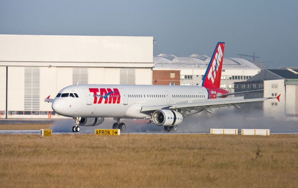 TAM Brazilian Airlines A321