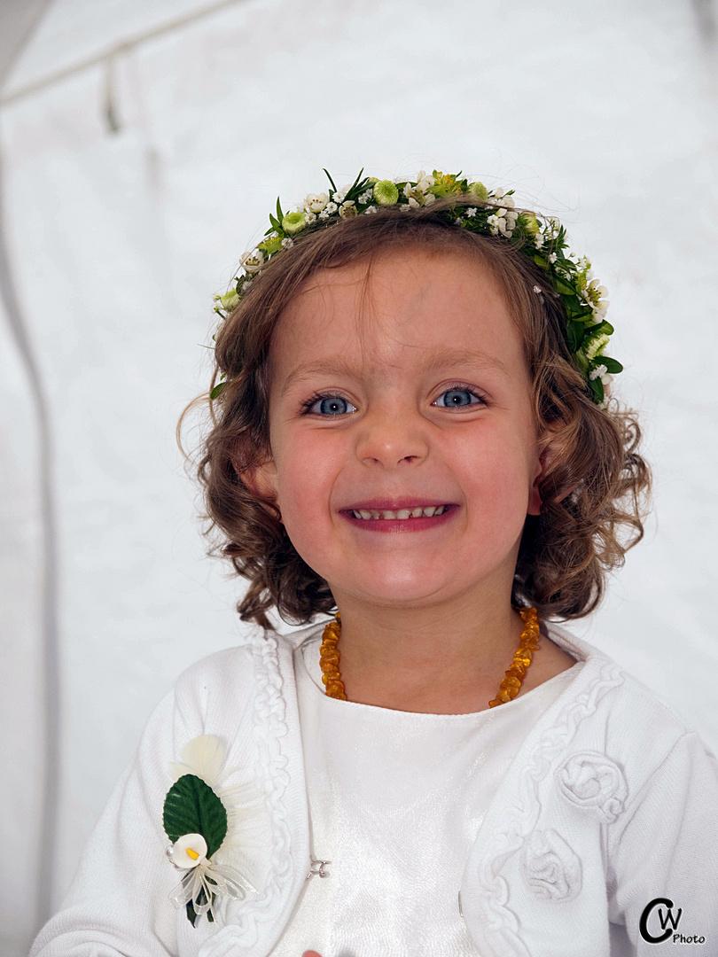 Tamara - bei der Hochzeit