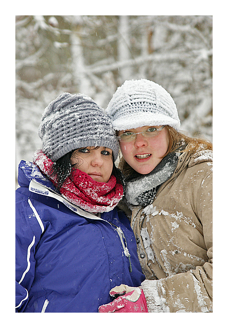 Tamara und Laura