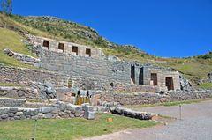 Tambo Machay, ein Wasserheiligtum der Inkas