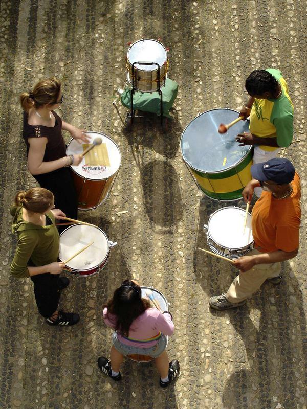 Tambours a la Villette