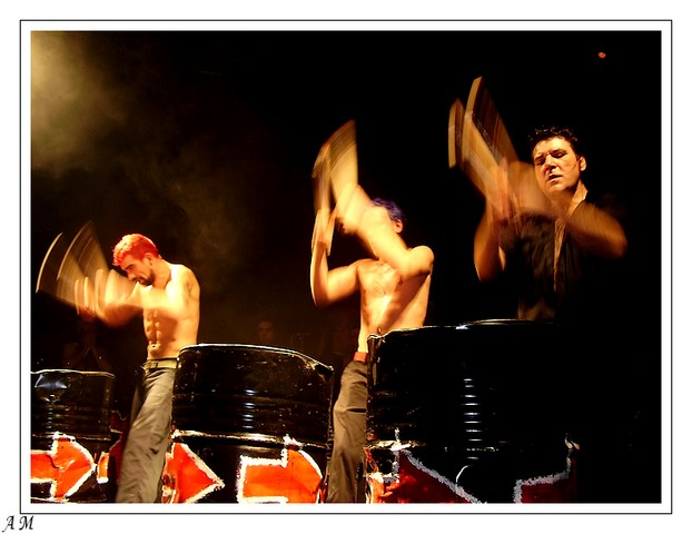 tambours du bronx