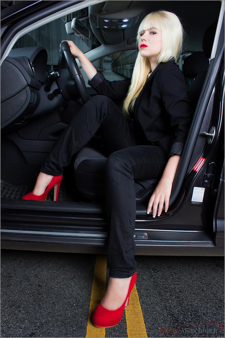 Tammi im Audi A3