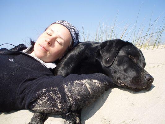 Tammy & Malcolm (Labrador)