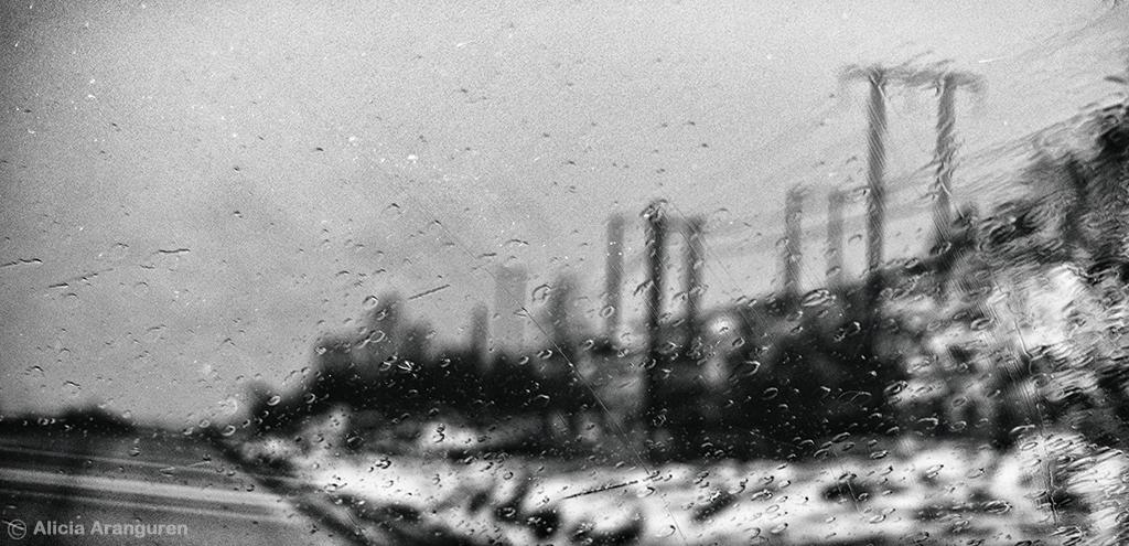 Tan solo...la lluvia
