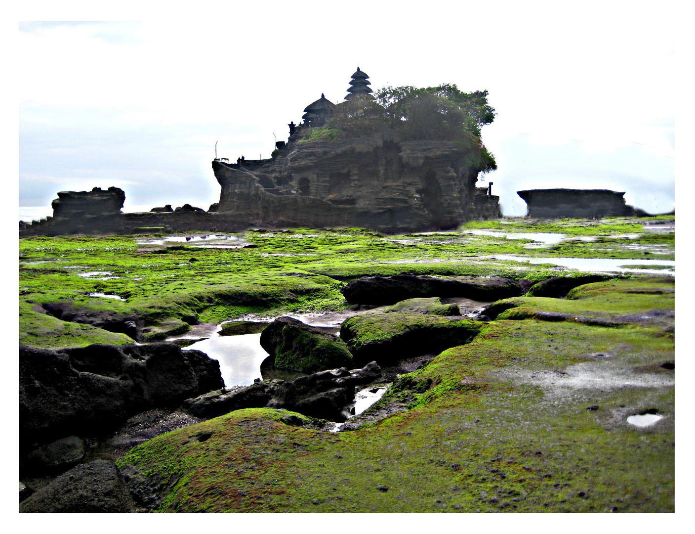 Tanah lot ( Bali ) 2009