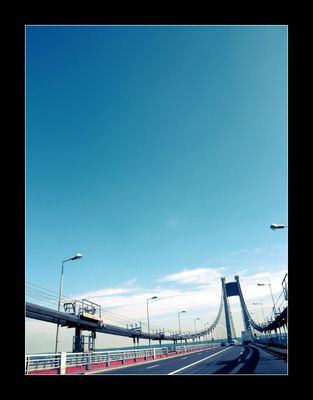 Tancarville's Bridge