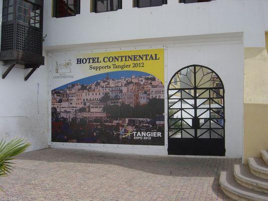Tanger- die Stadt bewirbt sich um die Expo 2012    ( Weltausstellung)