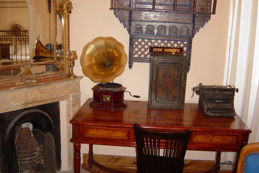Tanger - im Hotel Continental