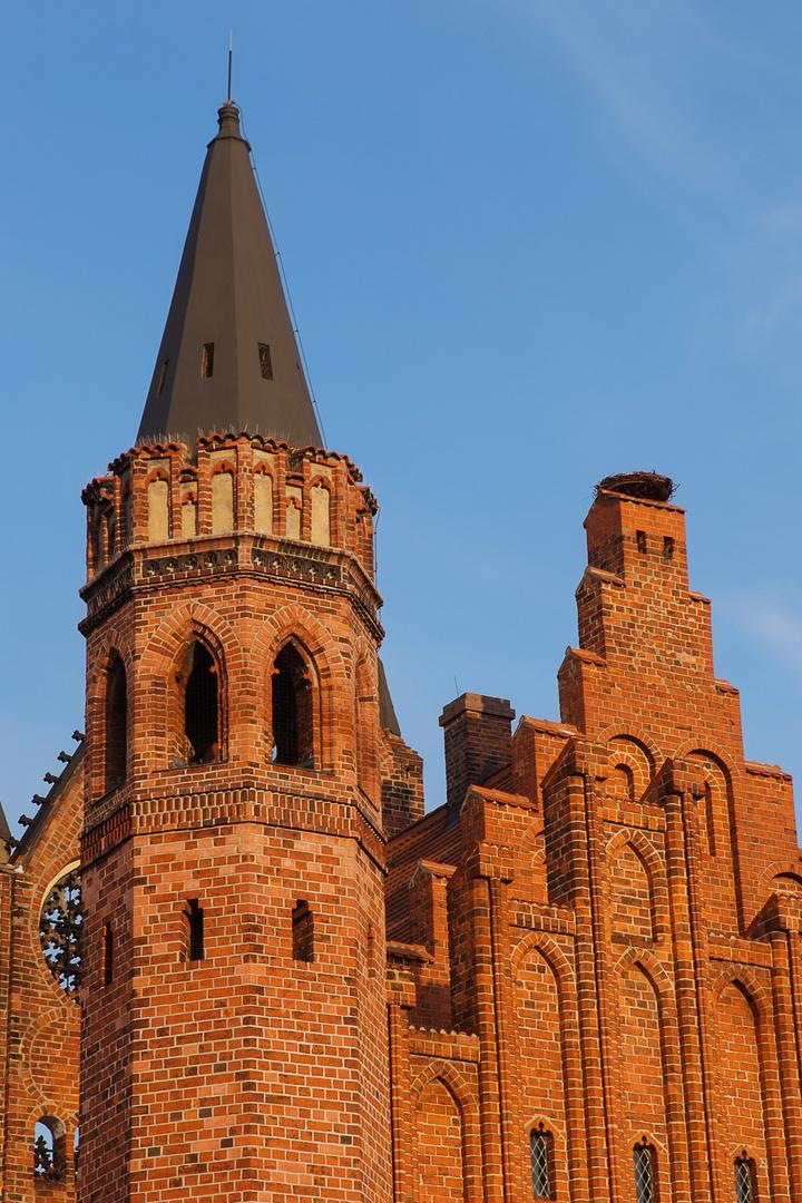 Tangermünde - historisches Rathaus