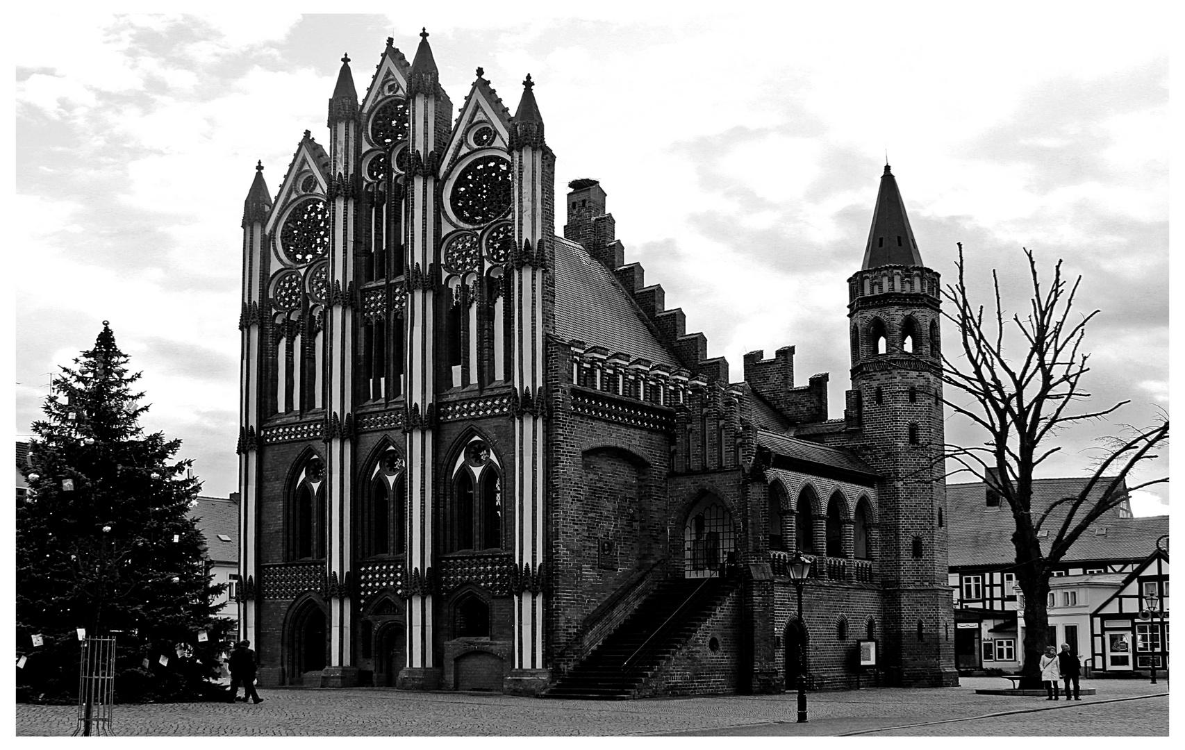 Tangermünder Rathaus