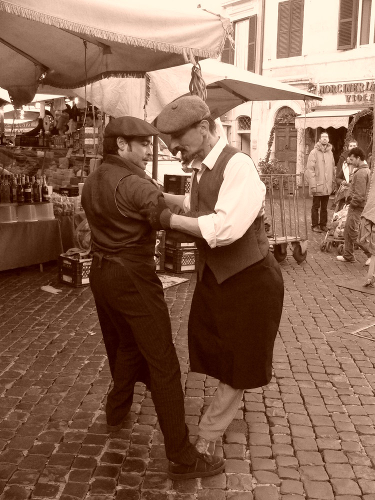 ...tango